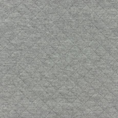 France Duval - Matelassé gris clair chiné