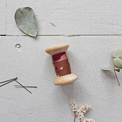 Atelier Brunette - Biais Granito Chestnut