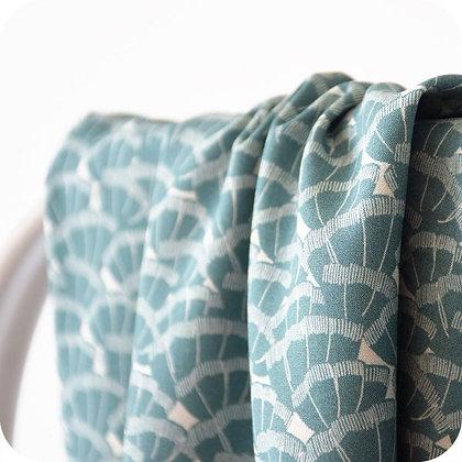 Cousette - Discrète Vert de gris