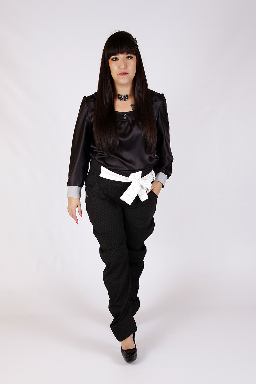 Blouse et Pantalon noir