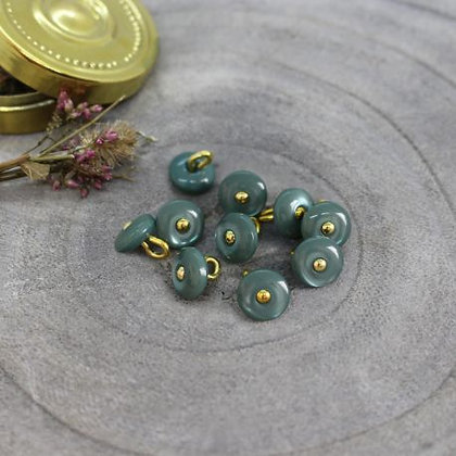 Atelier Brunette - Bouton Cactus Jewel