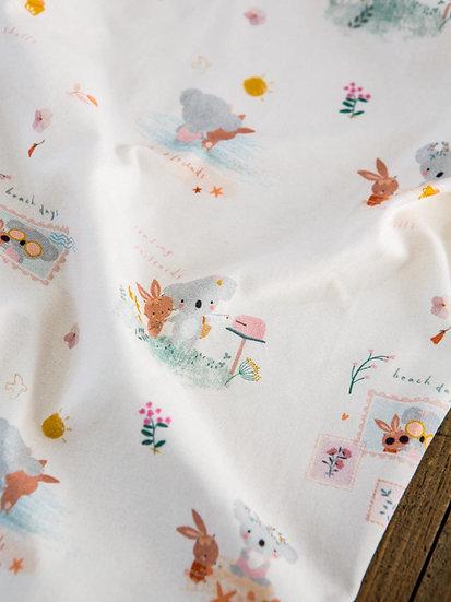 Lise Tailor - Jersey de coton Marcus & Lily