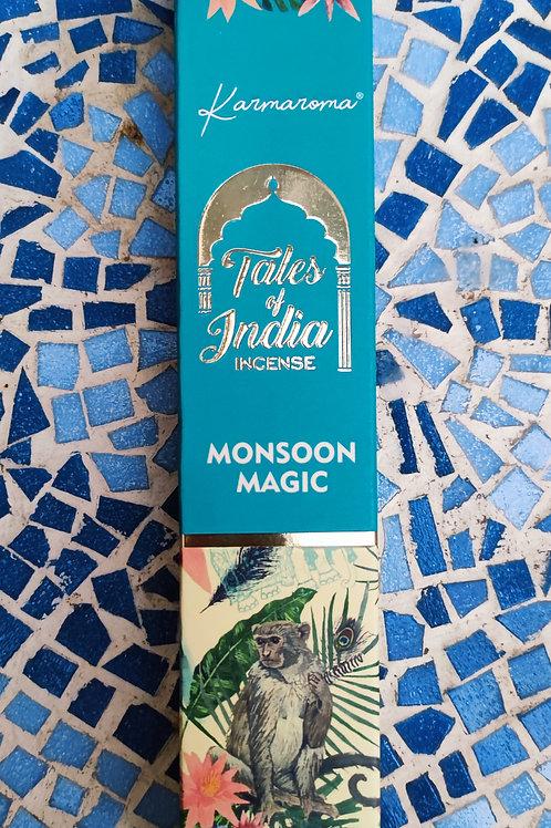 Incenso Monsoon Magic