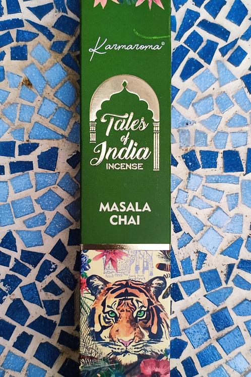 Incenso Masala Chai