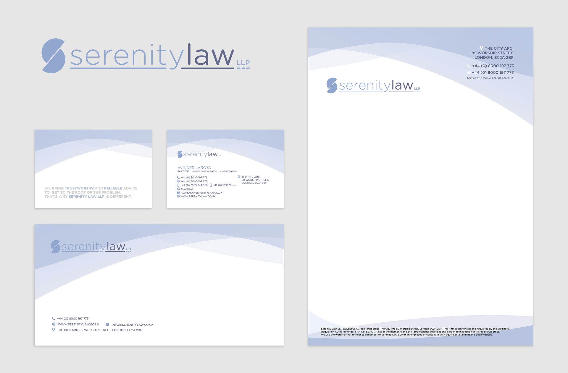 Serenity Law
