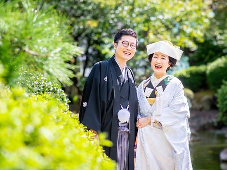結婚式の写真|羽田別荘(広島市中区)