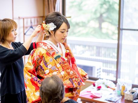 結婚式の写真|石鎚神社(愛媛県西条市)