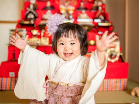 子どもと家族の写真(大阪府茨木市)