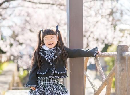 入園・入学の写真(愛知県清須市)