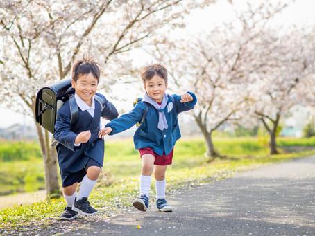 入園入学の写真(静岡県藤枝市)
