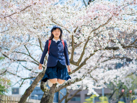 入園入学の写真(広島県福山市)