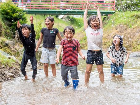 子どもと家族の写真(愛知県岡崎市)