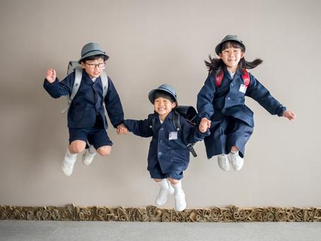 入園・入学の写真(広島県福山市)