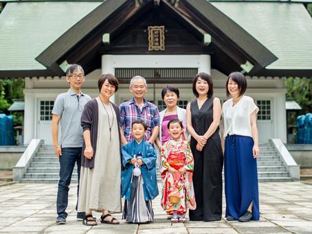 「とある日」2019.7.30(北海道砂川市)