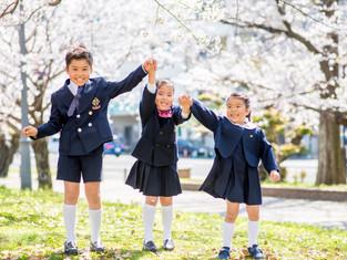 入園・入学の写真(長崎県長崎市)