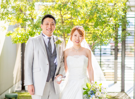 結婚式の写真(香川県高松市)