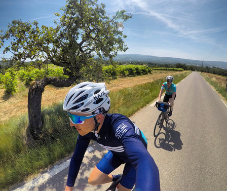 How to use Strava Route Builder to plan a cycling holiday