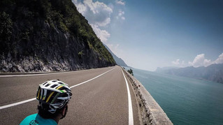 Best place to cycle: Lake Como or Lake Garda?