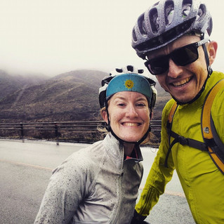 How to go on a cycling holiday with your partner and not kill each other