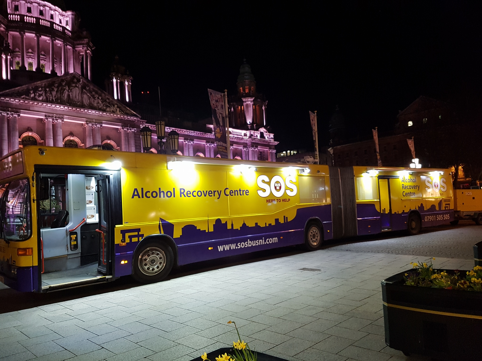 SOS at City Hall