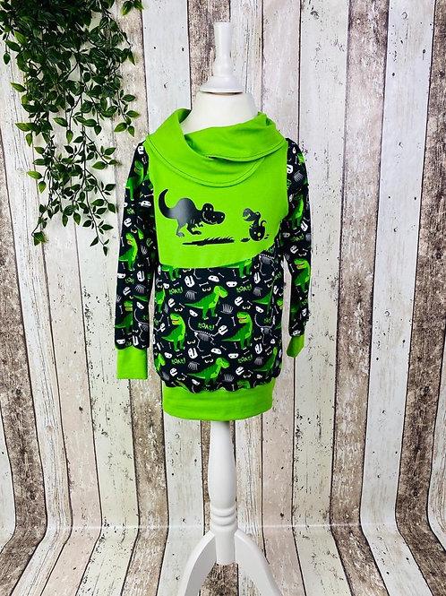 "Shirt ""Dino"" Gr. 128/134"