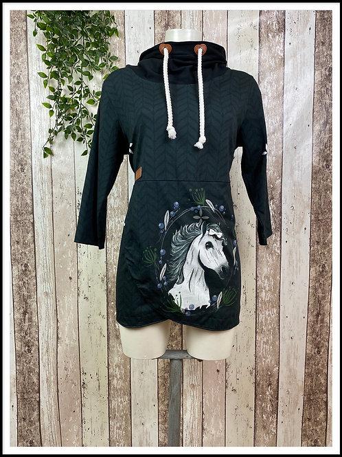 "Hoodie-Shirt ""Horseland""                                                   42/44"