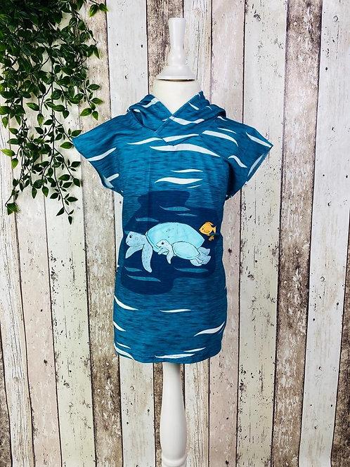 """Shirt """"Schildkröte"""" Gr. 128"""