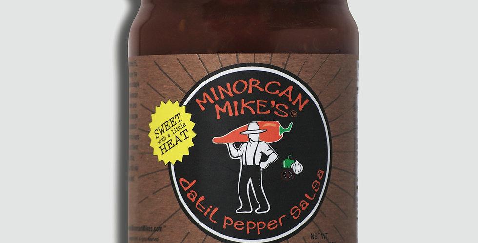 Minorcan Mike's Datil Pepper SALSA