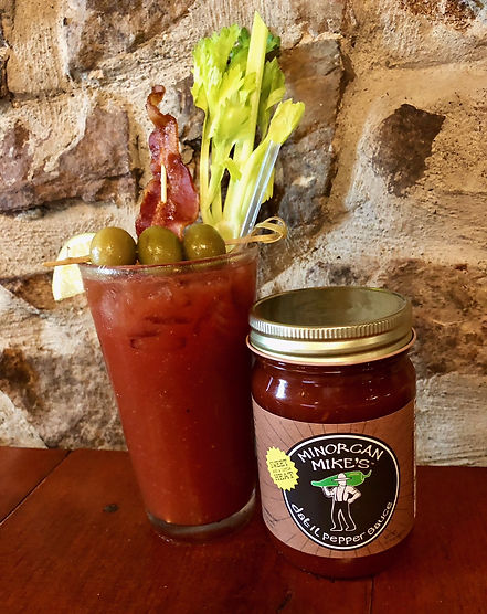 Penn's Tavern Datil Bloody Mary Recipe