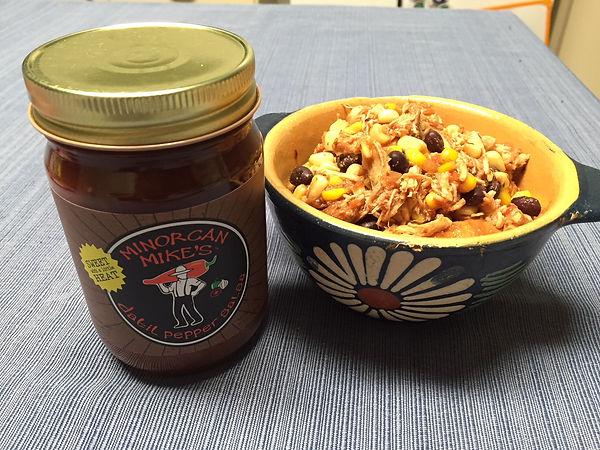 Minorcan Mike's Datil Salsa Chicken Recipe