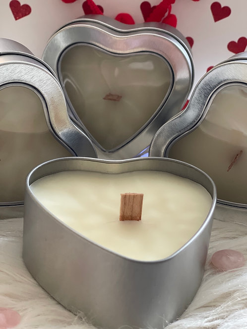 Touch Me Here Massage Oil Candle
