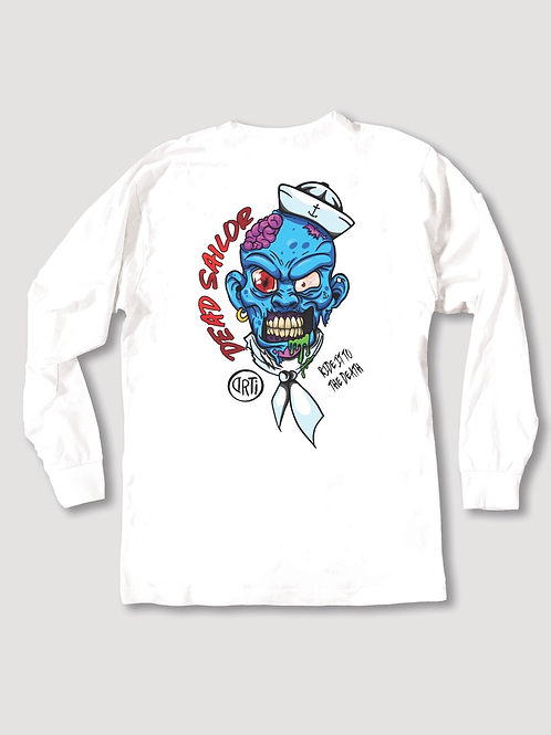 Dead Sailor Adult long sleeve