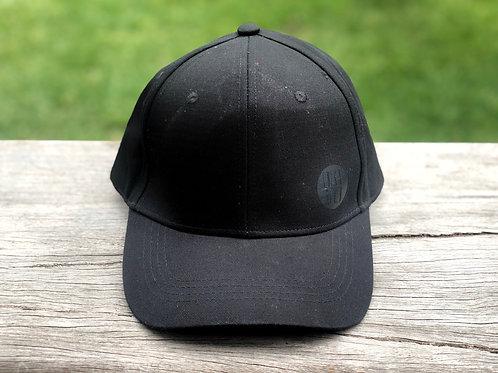 Black on Black Cap