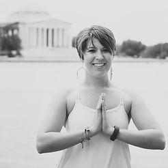 Megan Anderson PT, DPT, RYT Yoga Jefferson Monument Washington DC