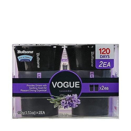 Bullsone Pola Family Vogue Cup Holder Type_Lavender
