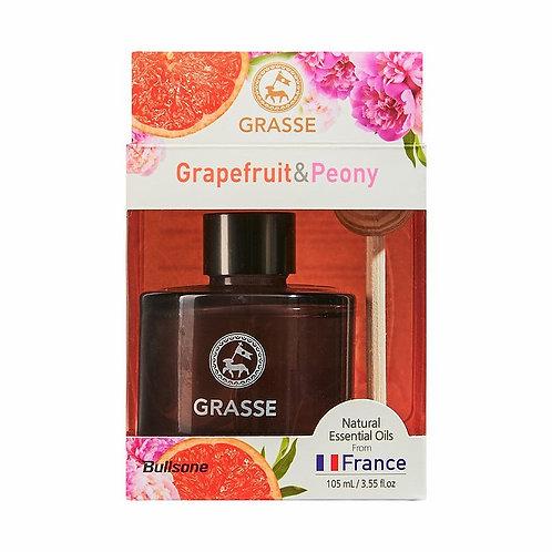 Bullsone Grasse Diffuser_Grapefruit & Peony