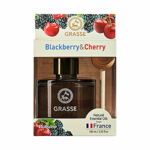 Bullsone Grasse Diffuser_Black Berry & Cherry