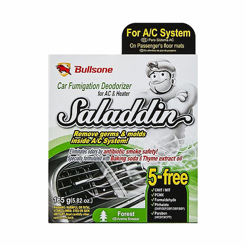 Bullsone Saladdin Car Fumigation Deodorizer for A/C system_Forest