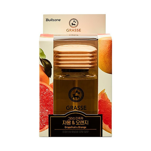 Bullsone Grasse L'Esterel Diffuser Ⅱ_Grapefruit & Orange
