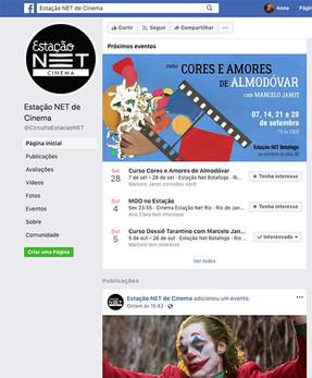 Página oficial do Estação Botafogo