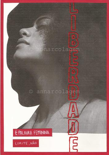 VI - Série Palavra feminina, 2019, 30x21cm