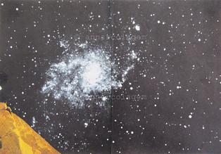 Quem é você no Cosmos, 2020, 25x36cm