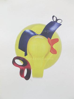 XVIII - Objeto não identificado, 2018, 32,5x24cm