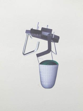 XXV - Objeto não identificado, 2018, 32,5x24cm