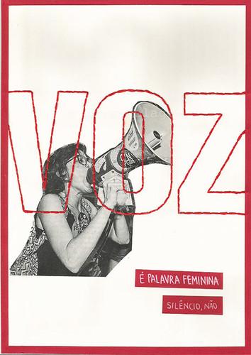 II - Série Palavra feminina, 2019, 30x21cm