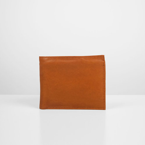 Men's whiskey wallet