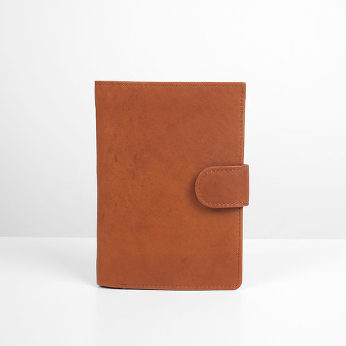 Tan grande wallet