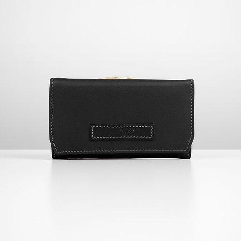 Black petite purse
