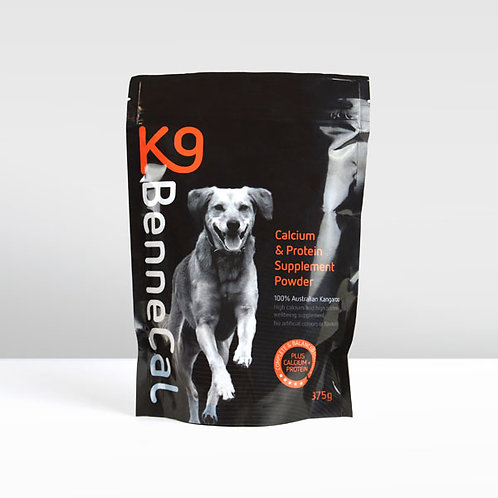 K9 Bennecal - Calcium & Protein supplement powder