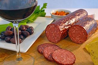 Kangaroo Meat - Delicatessen, Mettwurst